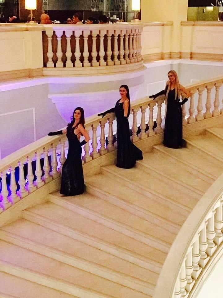Трио СОПРАНО гастролираха в Румъния